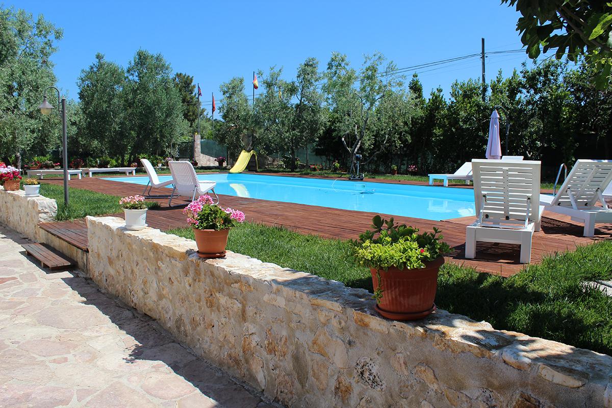 i sapori del gargano - vieste - piscina 19