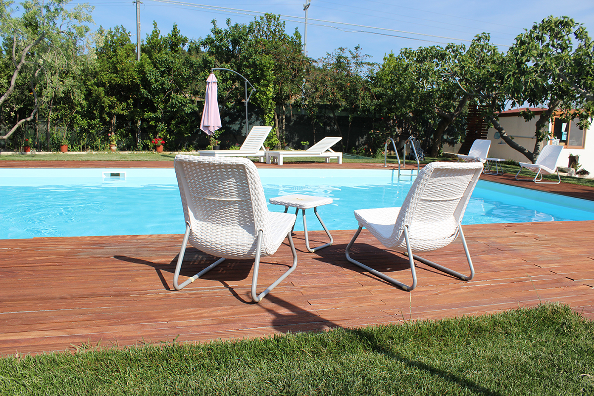 i sapori del gargano - vieste - piscina 6